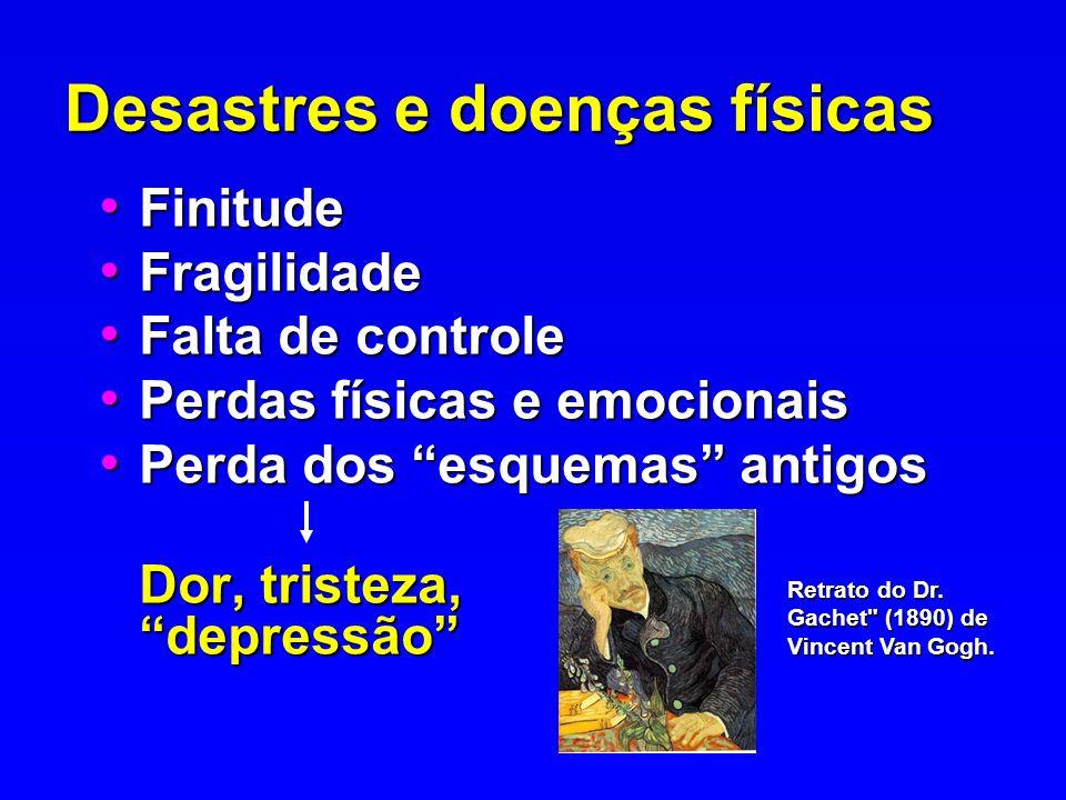Desastres e doenças físicas