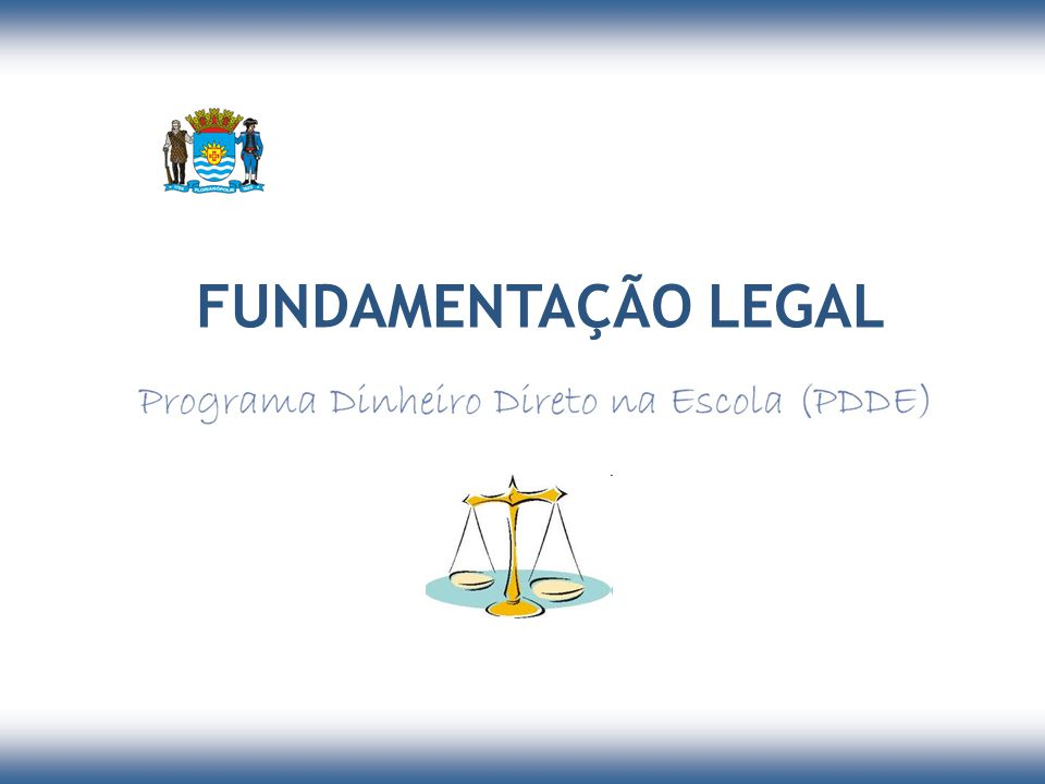 FUNDAMENTAÇÃO LEGAL 2
