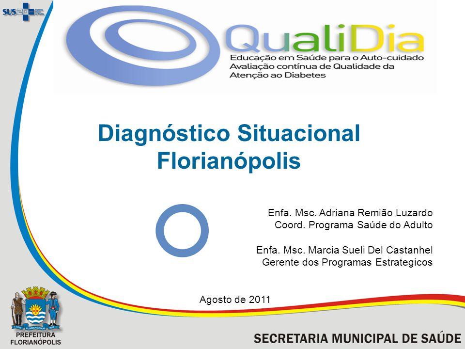 Diagnóstico Situacional Florianópolis