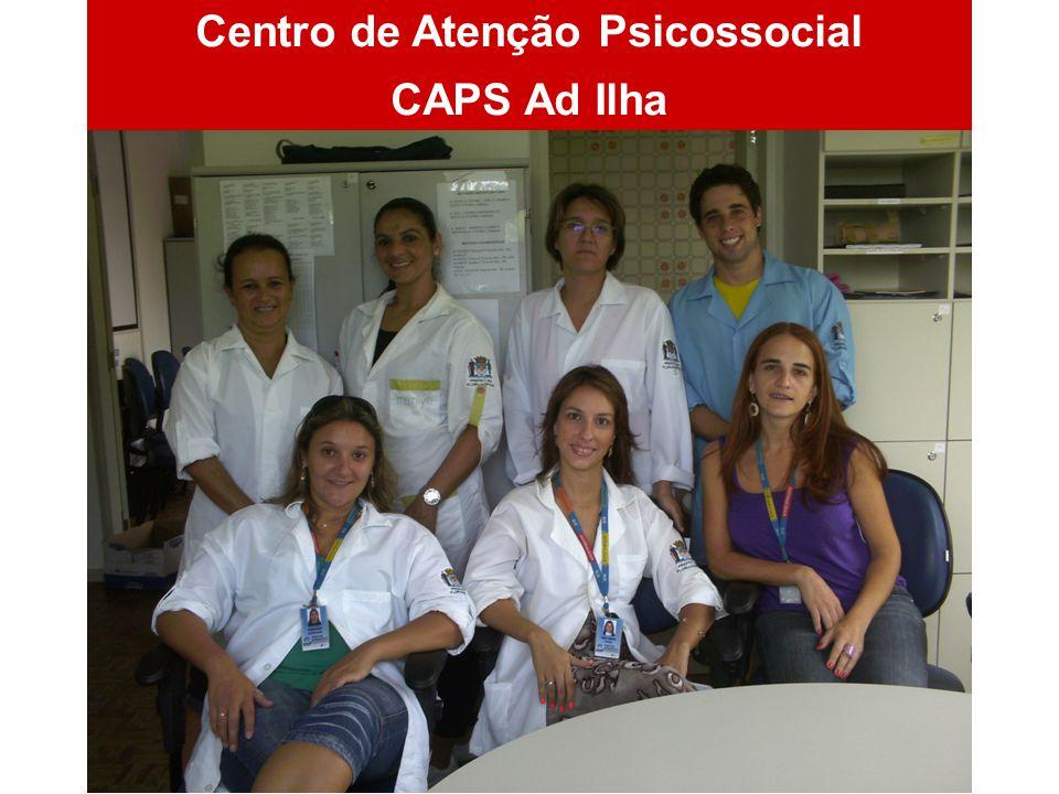 Centro de Atenção Psicossocial
