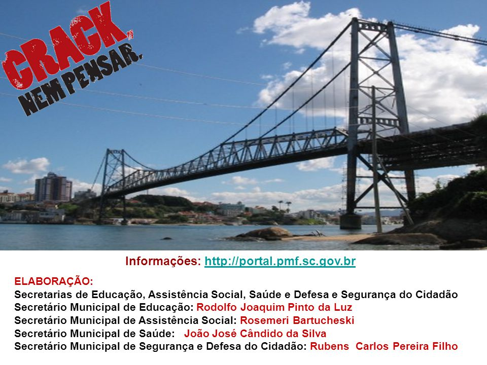 Informações: http://portal.pmf.sc.gov.br