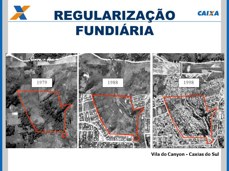 REGULARIZAÇÃO FUNDIÁRIA Vila do Canyon - Caxias do Sul