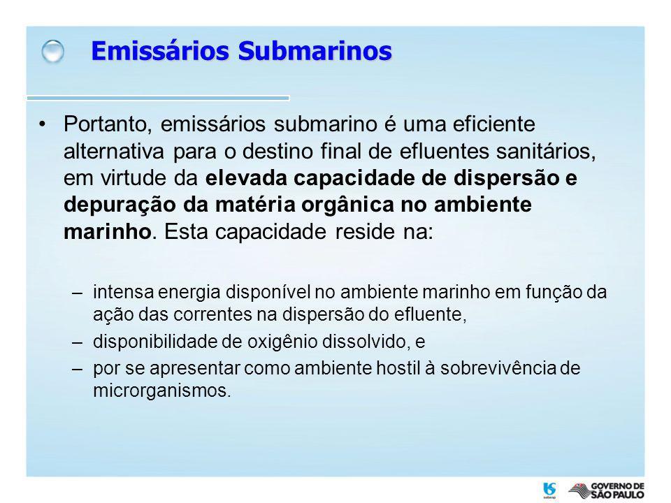 Emissários Submarinos