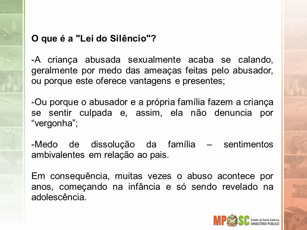 O que é a Lei do Silêncio