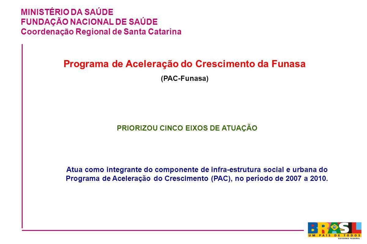 Programa de Aceleração do Crescimento da Funasa