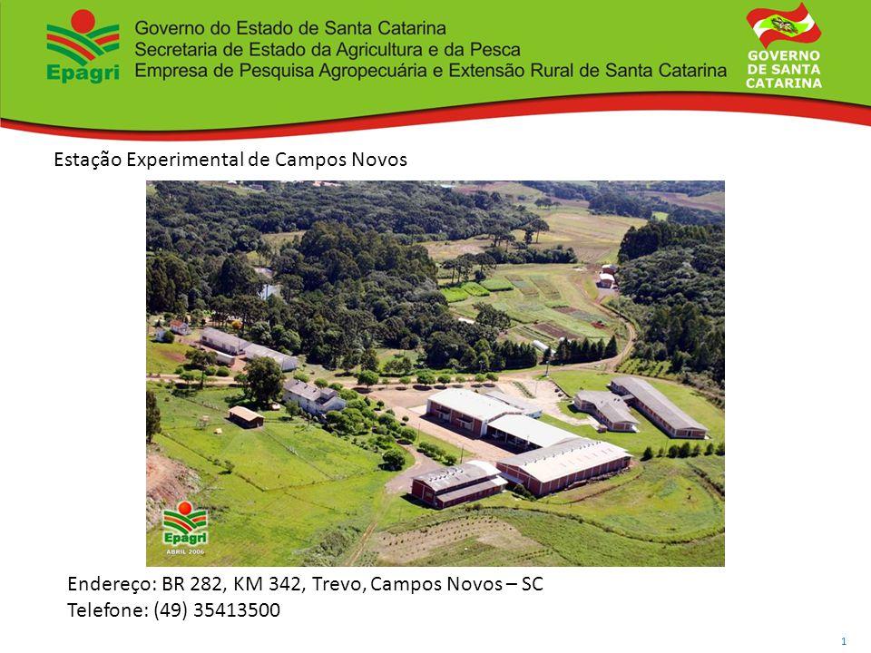 Estação Experimental de Campos Novos