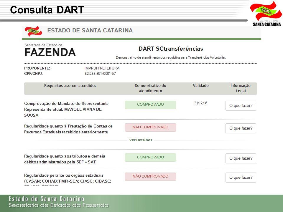 Consulta DART