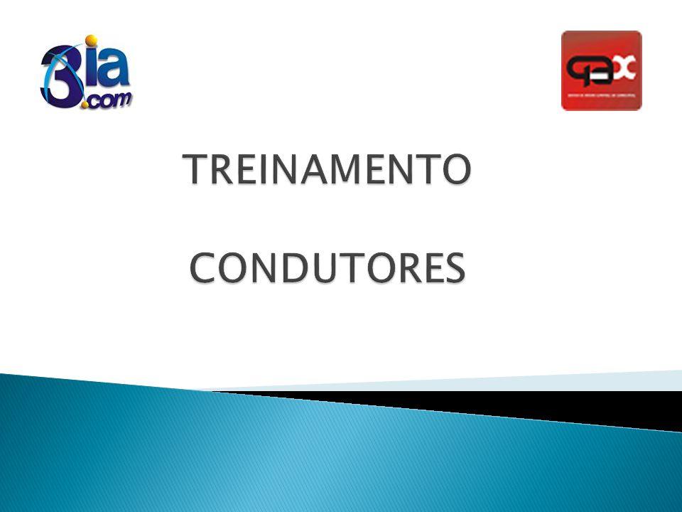 TREINAMENTO CONDUTORES