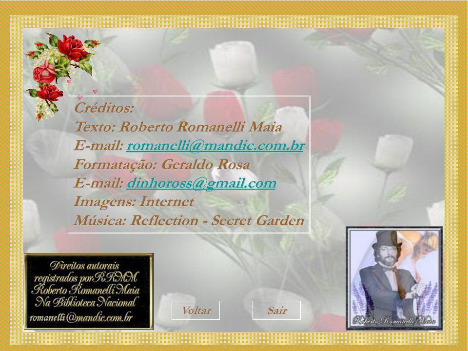 Texto: Roberto Romanelli Maia E-mail: romanelli@mandic.com.br