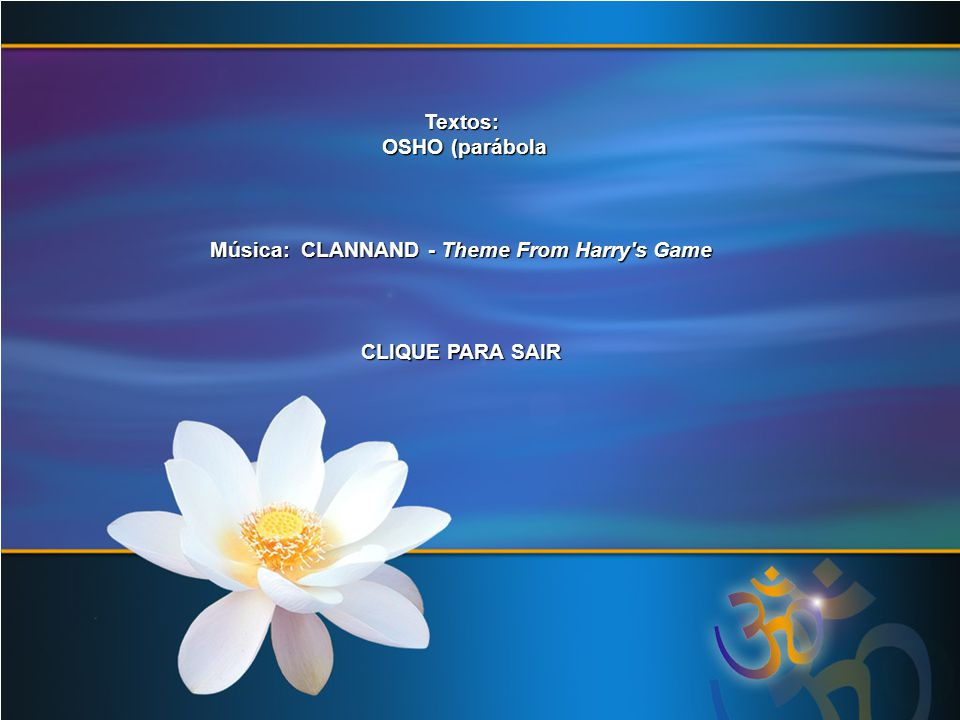 Música: CLANNAND - Theme From Harry s Game