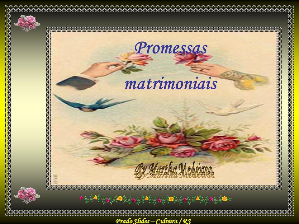 Promessas matrimoniais