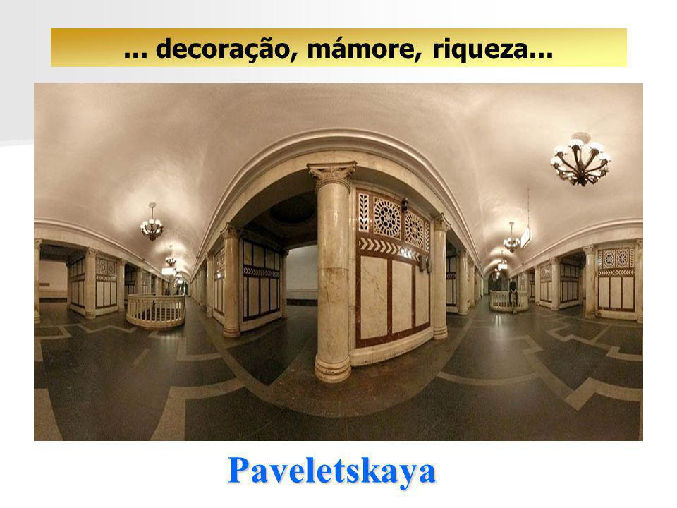 ... decoração, mámore, riqueza...
