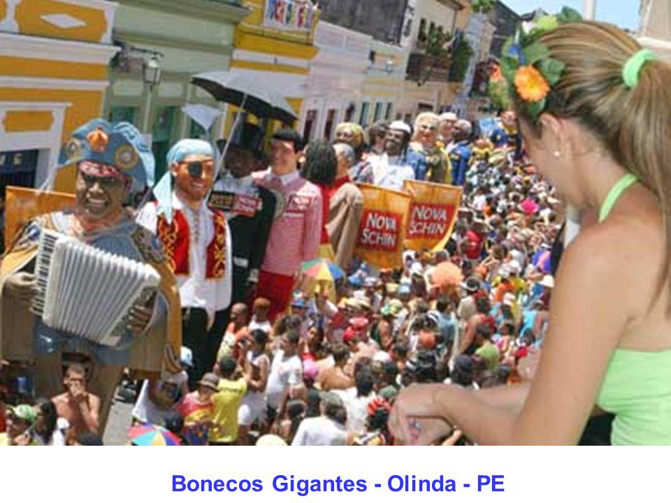 Bonecos Gigantes - Olinda - PE