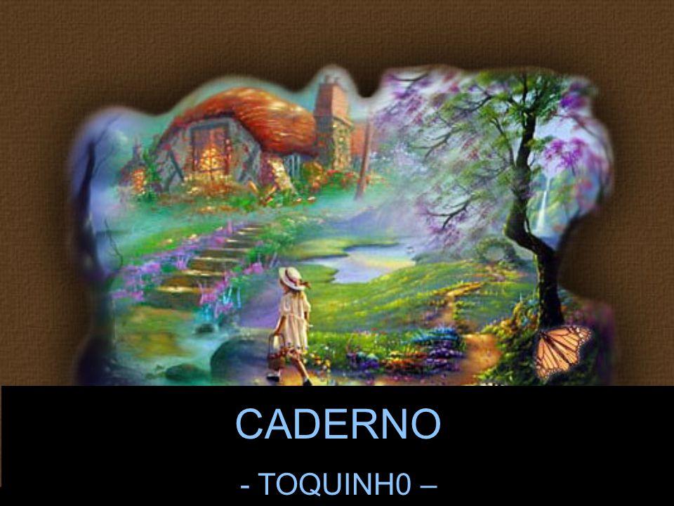 CADERNO - TOQUINH0 –