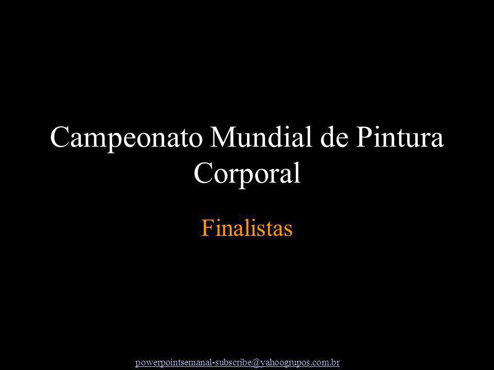 Campeonato Mundial de Pintura Corporal