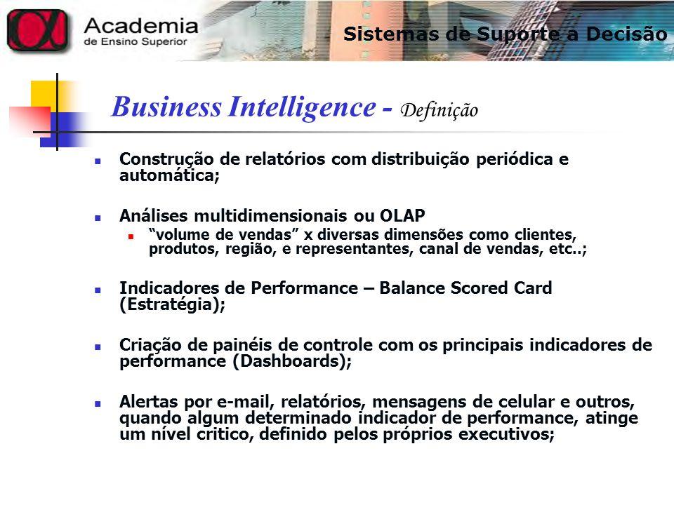Business Intelligence - Definição