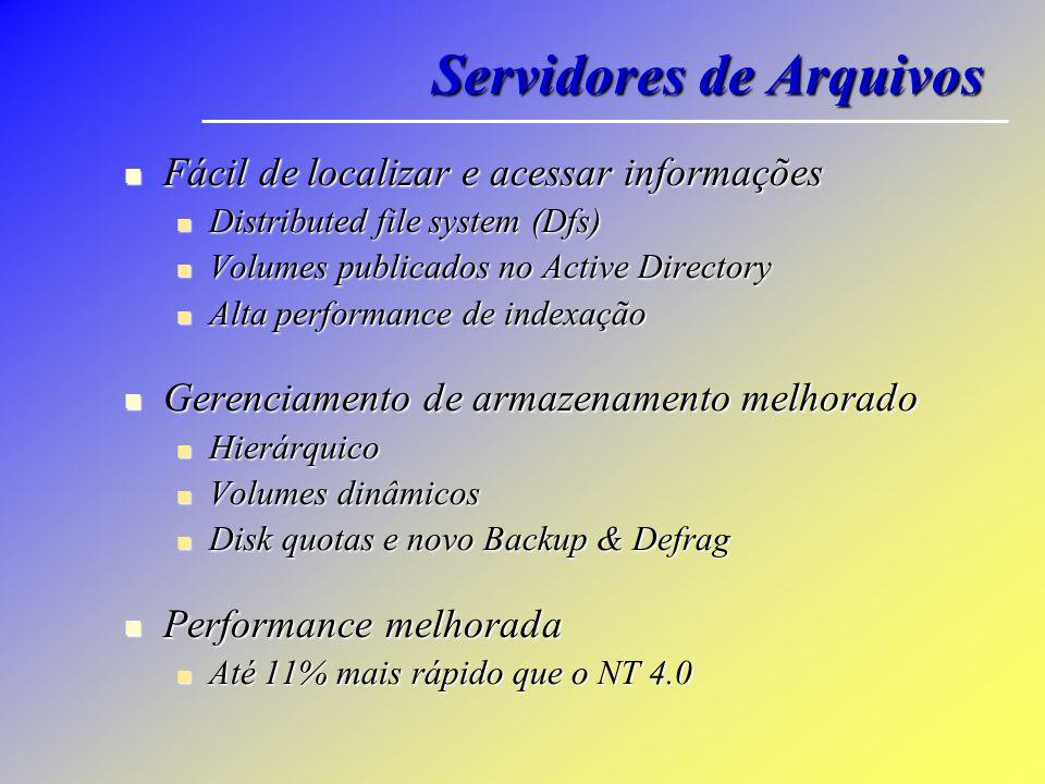 Server-2003 Administração de Sistema Operacional de Rede ...