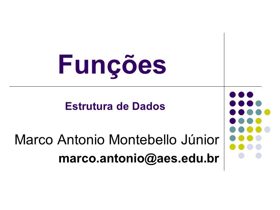 Marco Antonio Montebello Júnior marco.antonio@aes.edu.br