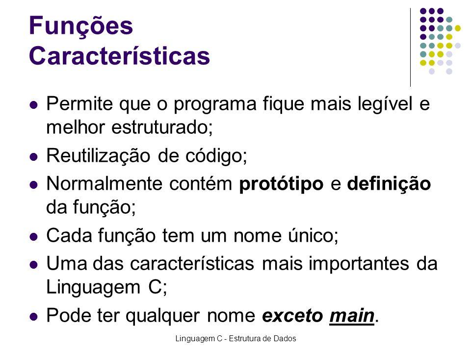 Funções Características