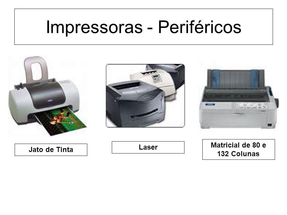 Impressoras - Periféricos