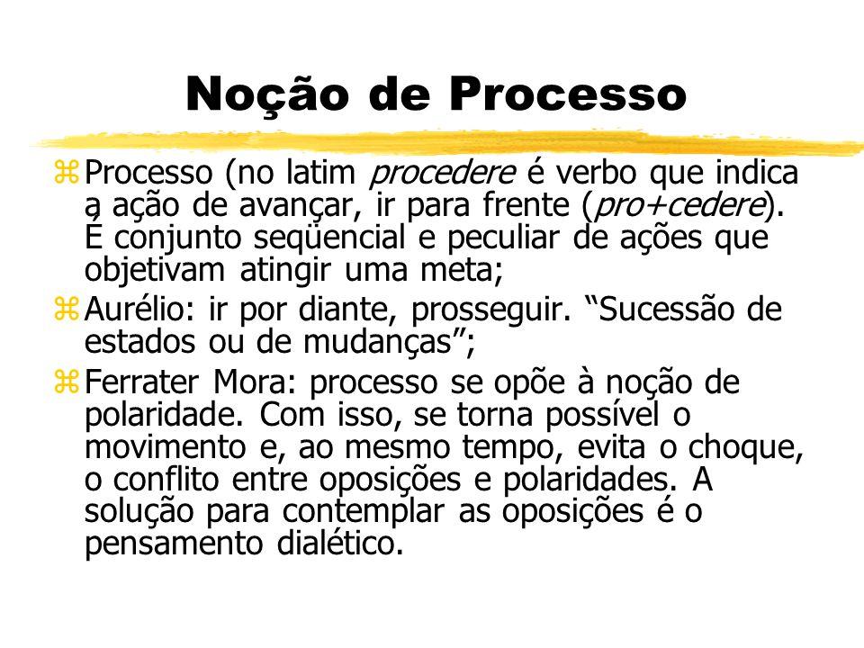 Noção de Processo