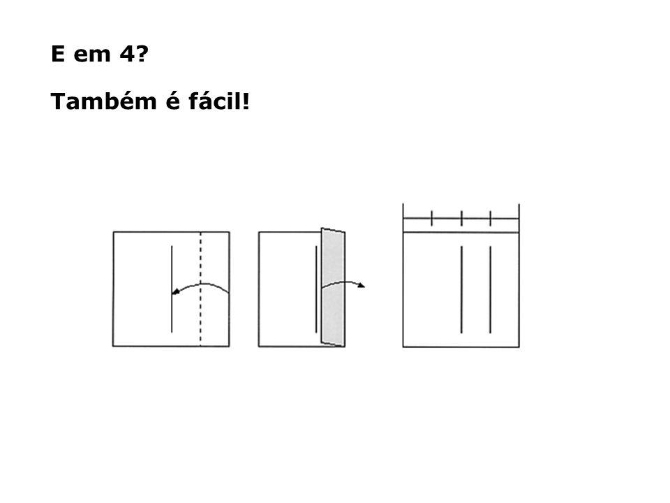 E em 4 Também é fácil!