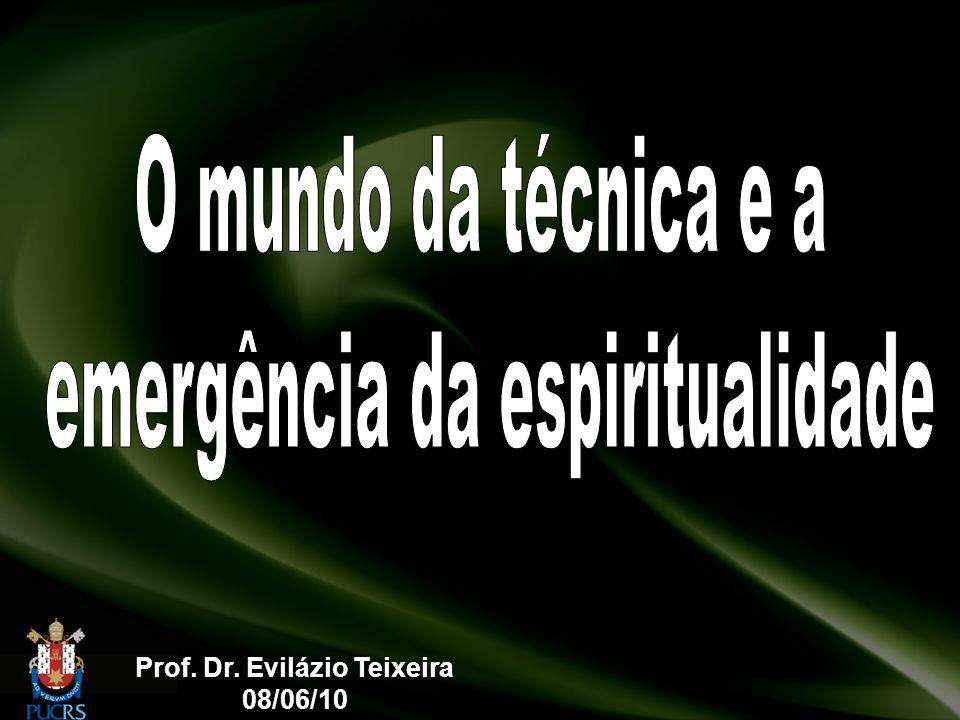 Prof. Dr. Evilázio Teixeira