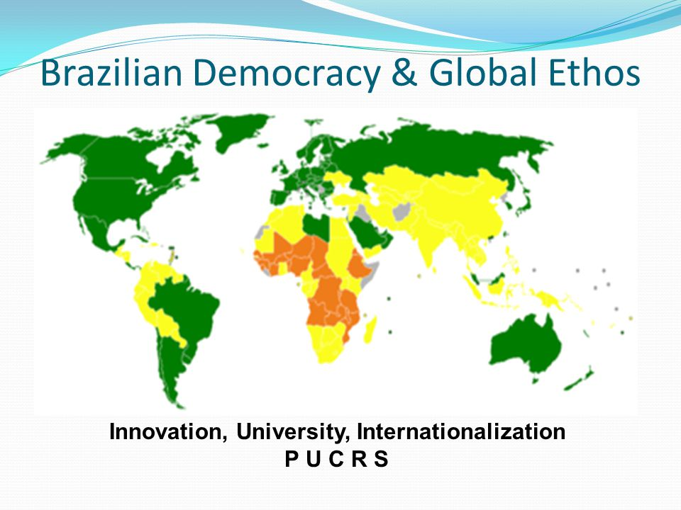 Brazilian Democracy & Global Ethos