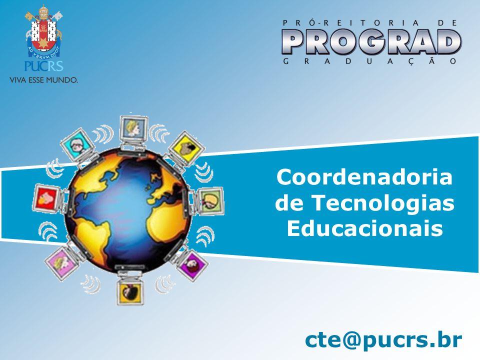 Coordenadoria de Tecnologias Educacionais