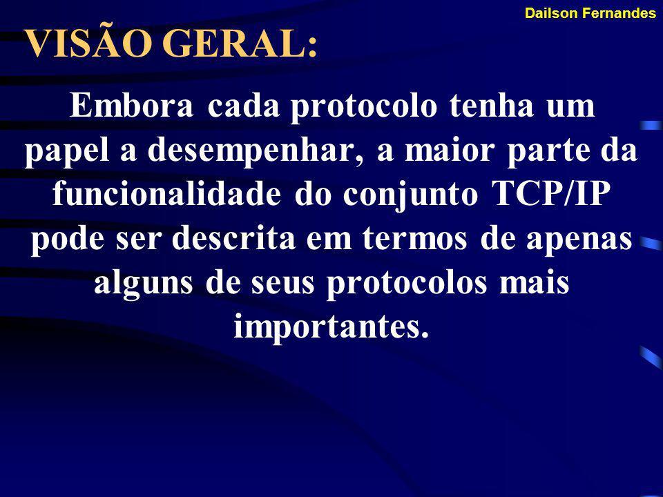 VISÃO GERAL:
