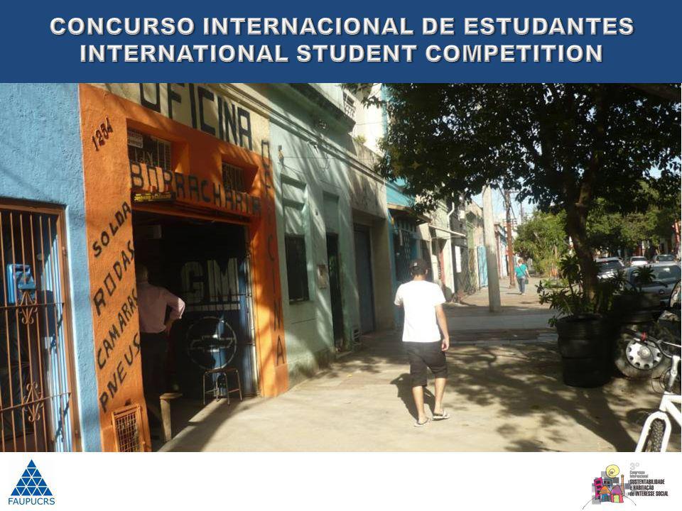 CONCURSO INTERNACIONAL DE ESTUDANTES INTERNATIONAL STUDENT COMPETITION
