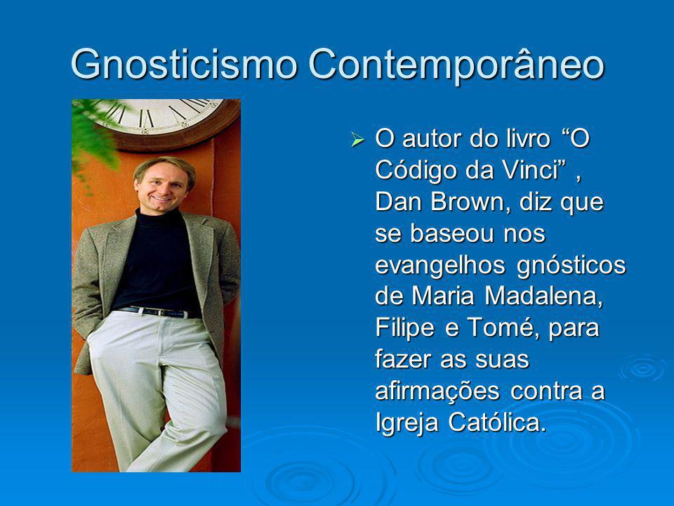 Gnosticismo Contemporâneo