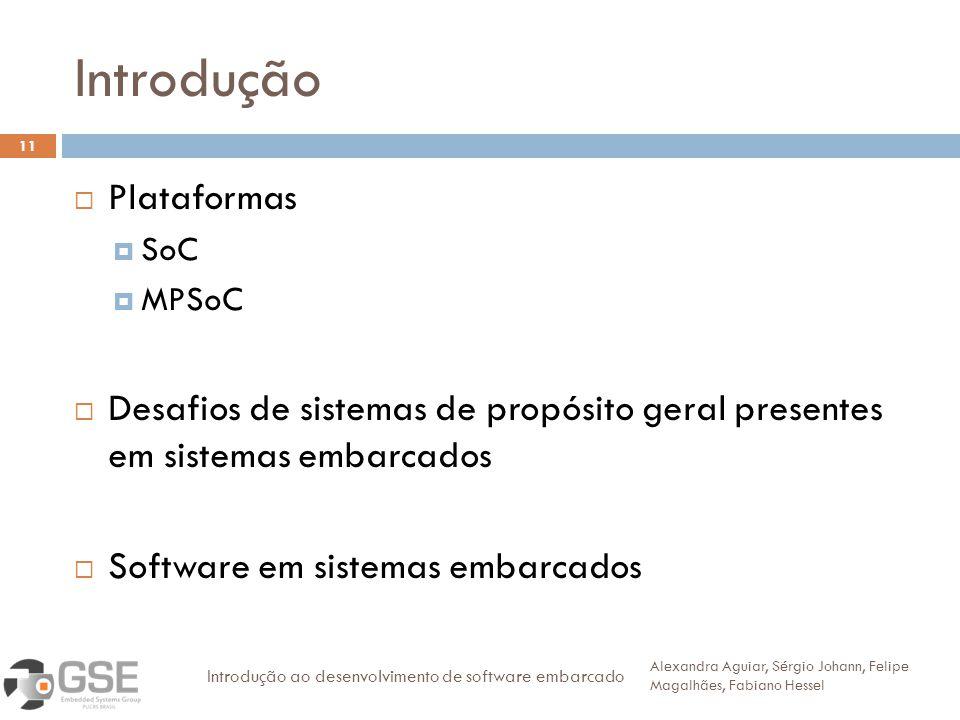 Introdução Plataformas