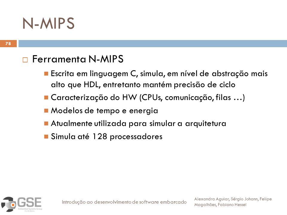 N-MIPS Ferramenta N-MIPS