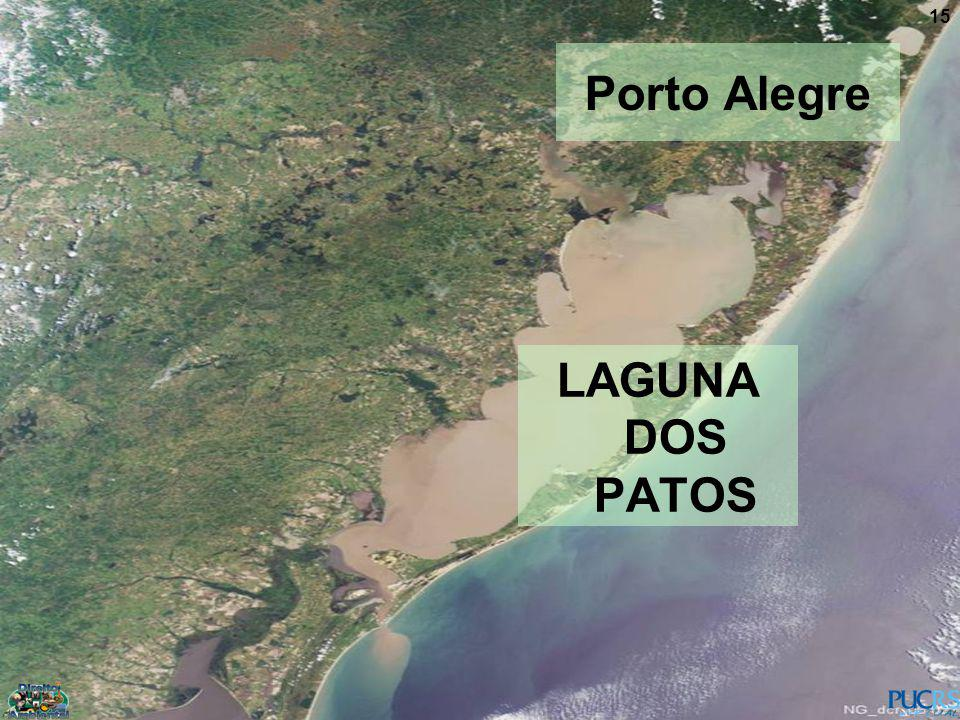 Porto Alegre LAGUNA DOS PATOS