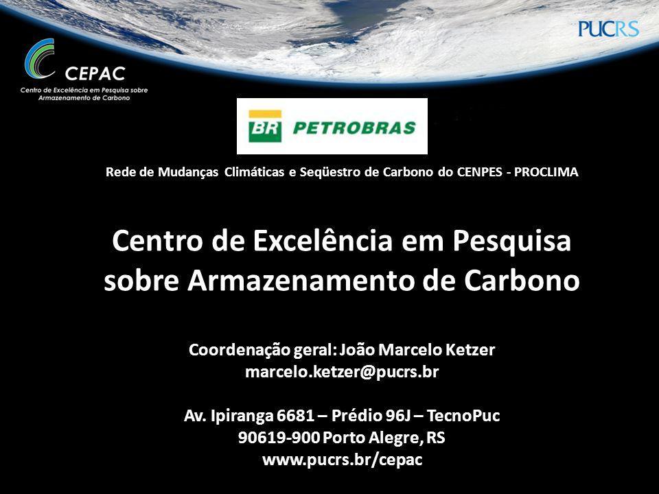 Centro de Excelência em Pesquisa sobre Armazenamento de Carbono