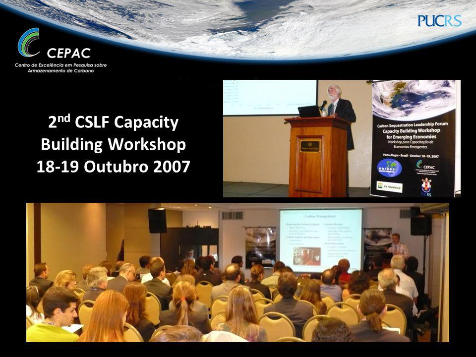 2nd CSLF Capacity Building Workshop
