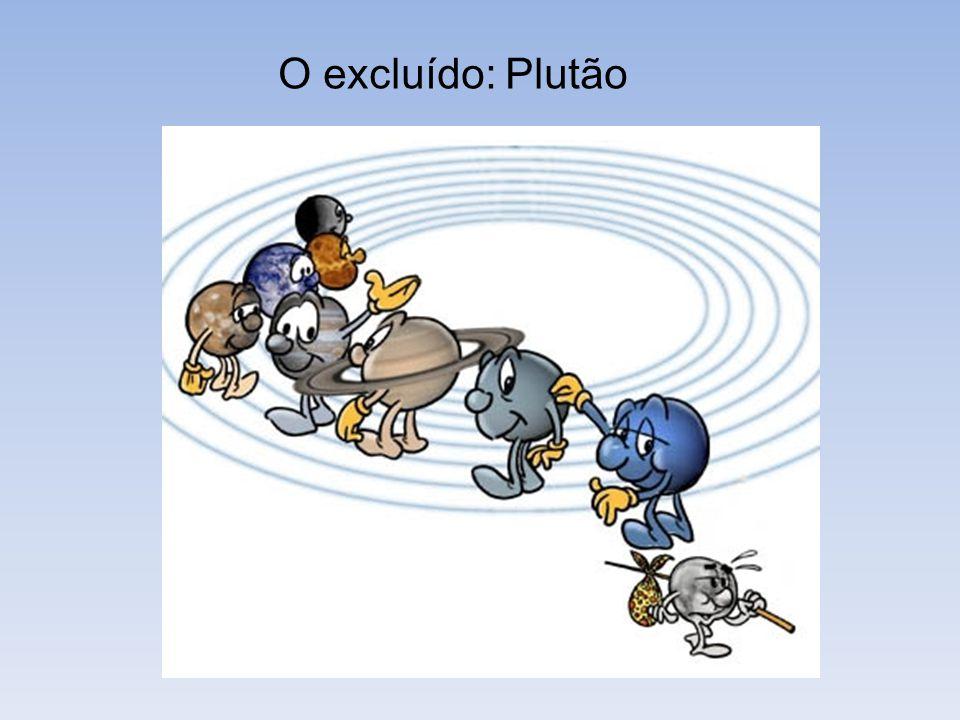 O excluído: Plutão