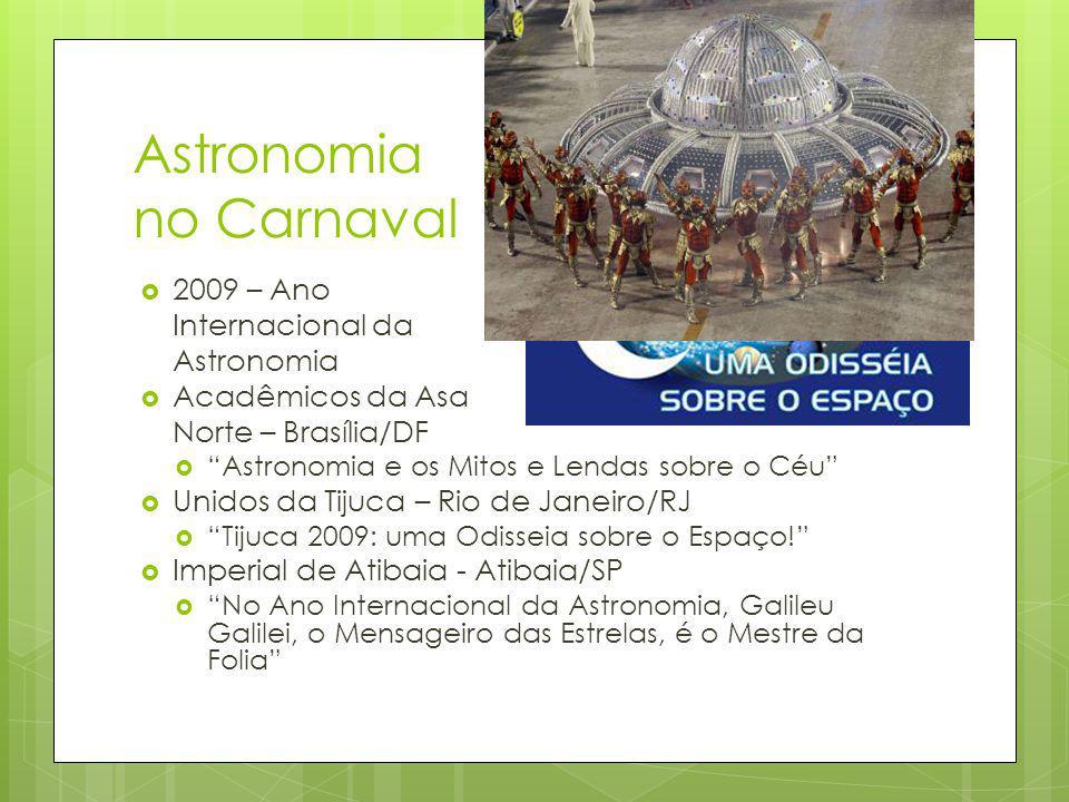 Astronomia no Carnaval