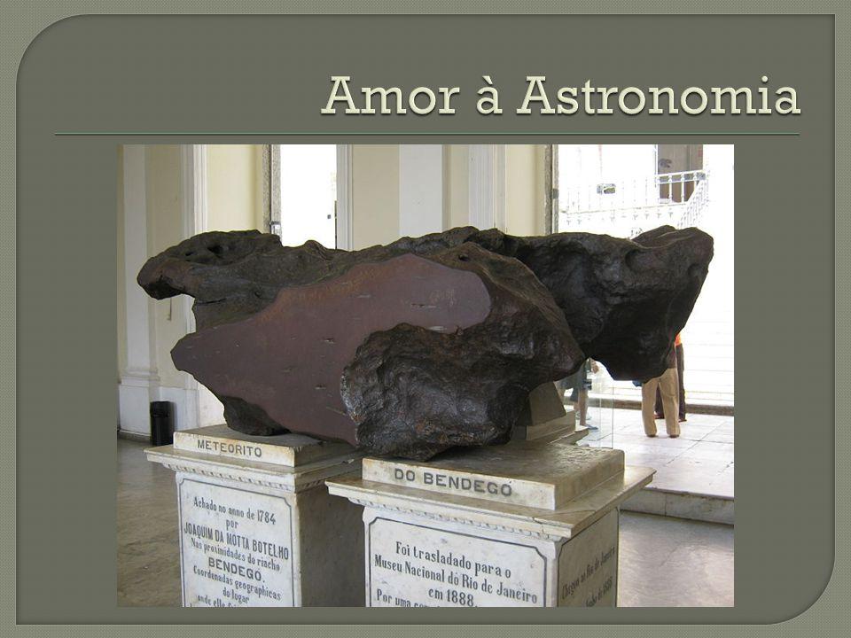 Amor à Astronomia