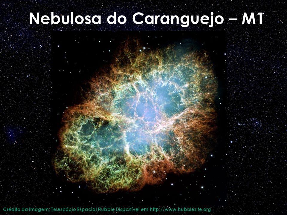 Nebulosa do Caranguejo – M1