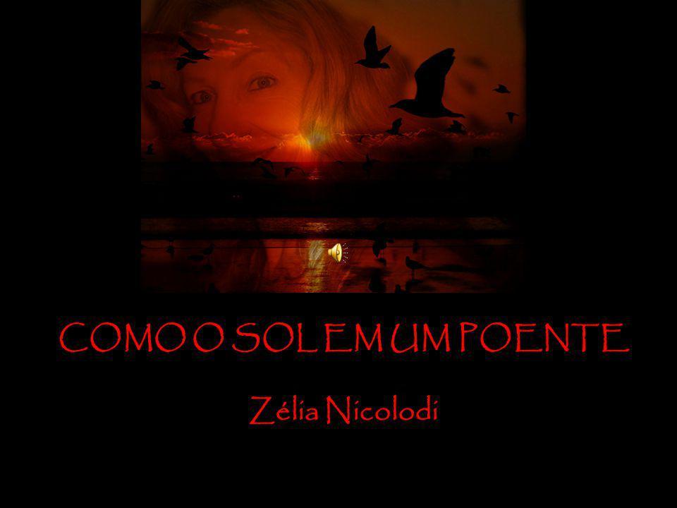 COMO O SOL EM UM POENTE Zélia Nicolodi