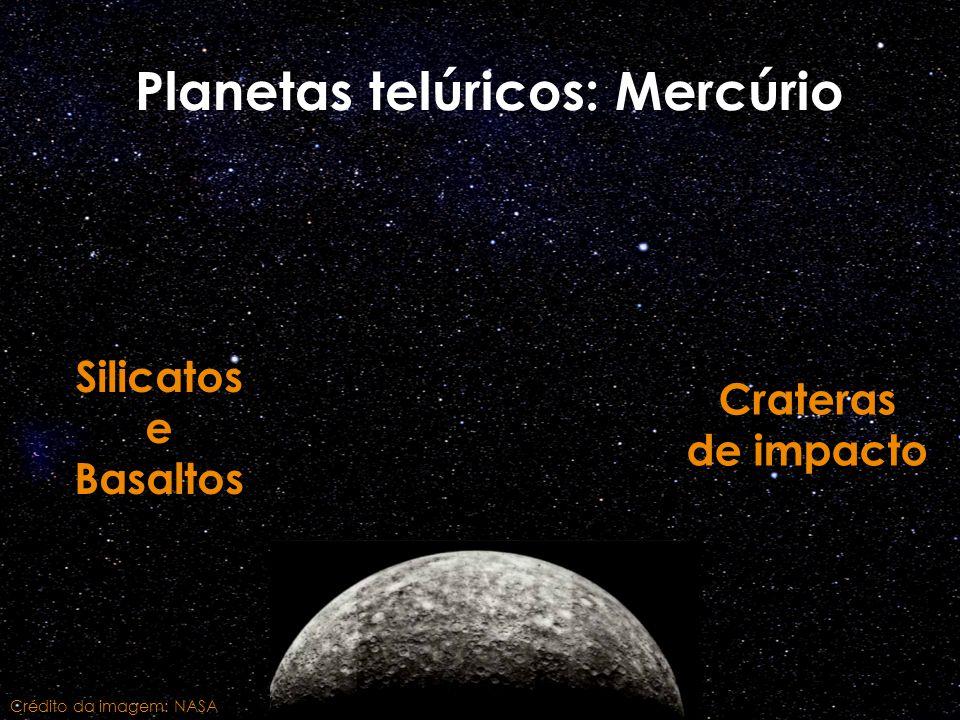 Planetas telúricos: Mercúrio