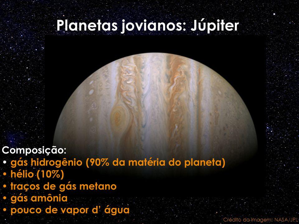 Planetas jovianos: Júpiter