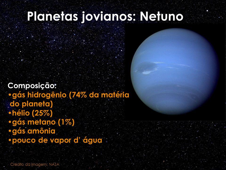 Planetas jovianos: Netuno
