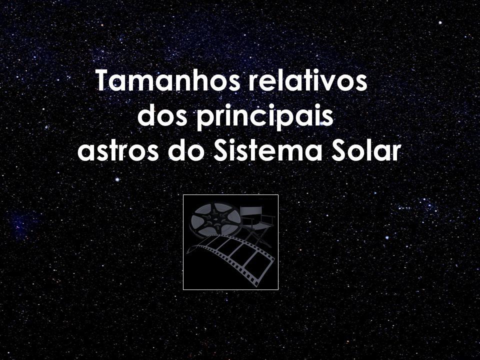 astros do Sistema Solar