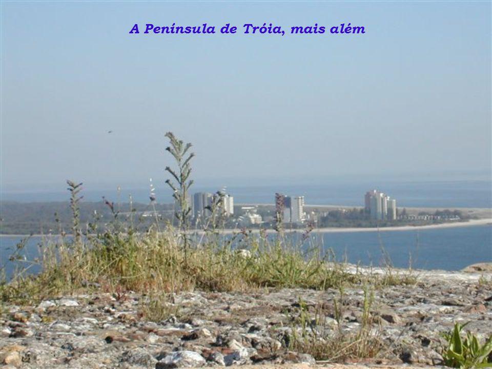 A Península de Tróia, mais além