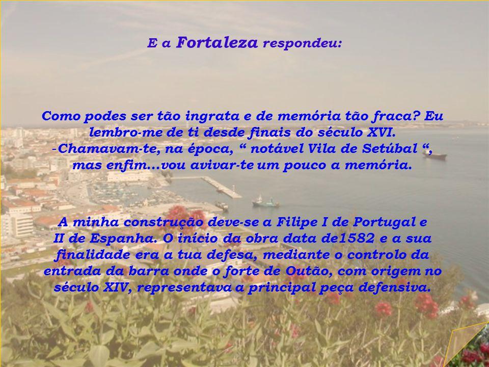 E a Fortaleza respondeu:
