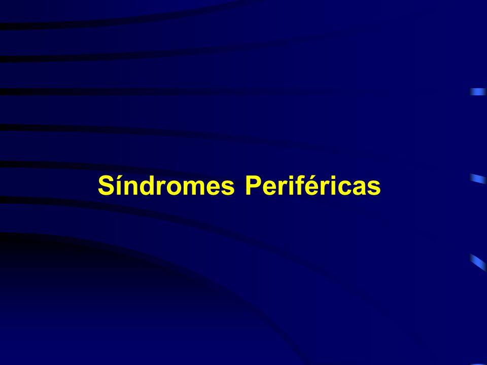 Síndromes Periféricas