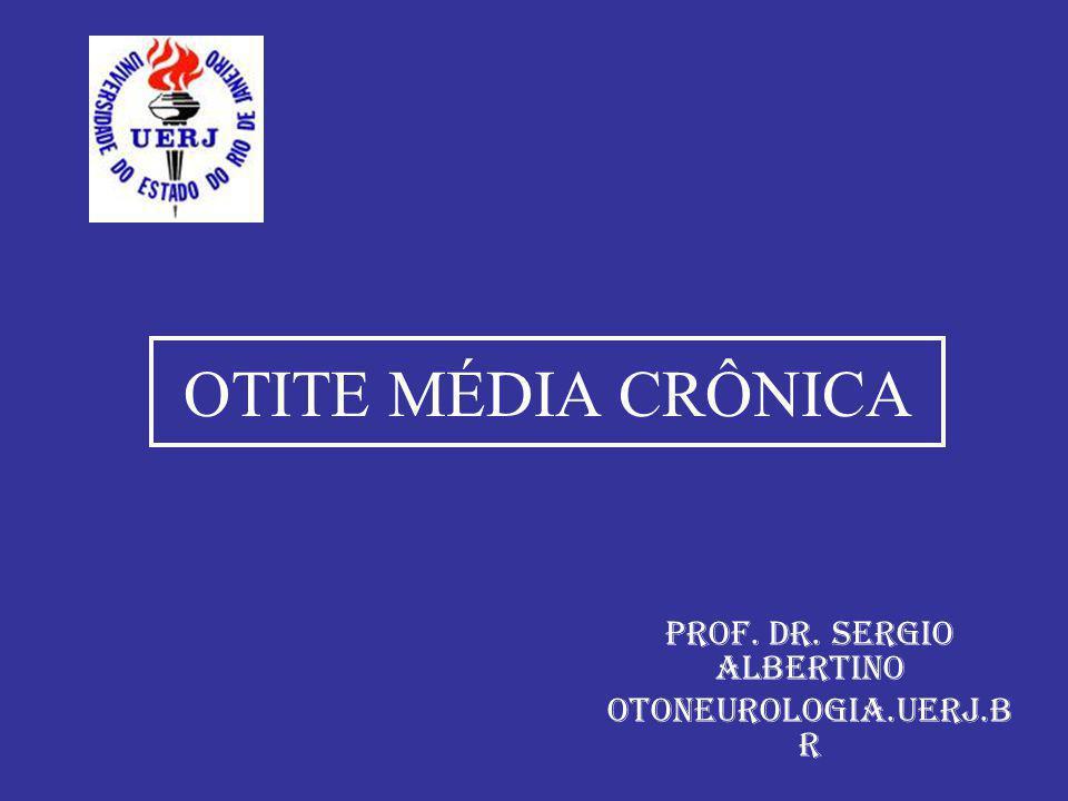 Prof. Dr. Sergio Albertino otoneurologia.uerj.br